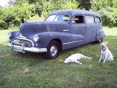 Buick hearse