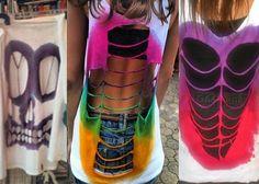DYI shirt @Amber Riedmaier