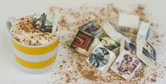 Instagram printed masrhmallows
