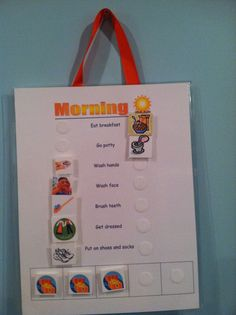 Morning and Nighttime Routine Charts KIT by LittleBirdsETC on Etsy, $10.00 routin chart, chart standard, chart kit