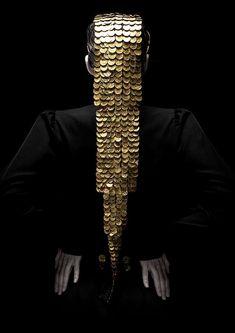 Gold Coin Headdress