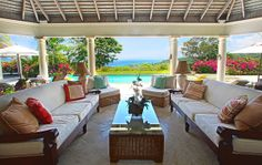 Bougainvillea House - The Tryall Club #Jamaica #villa