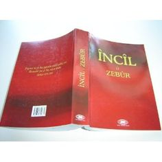 INCIL (Mizgini) u Zebur / Kurmanji Kurdish New Testament and Psalms / Ferhangok  $25.99