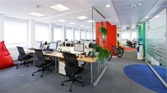 Milan Google Office Interior Design Pictures