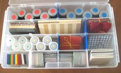Teaching from a Tackle Box: Sensorial Basics