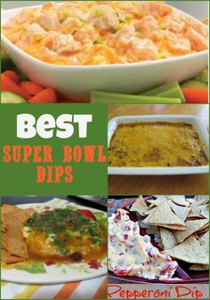 Best Super Bowl Dips