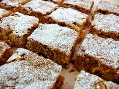 Apple Spice Bars fro