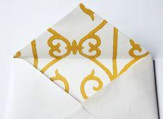 i d l e w i f e : DIY: envelopes