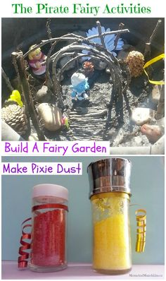 The Pirate Fairy Activities #Disney #FamilyFun
