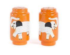elephants, peppers, eleph decor, eleph salt, doodl, salts, pepper shaker