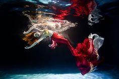Red Mermaid © Rafal Makiela