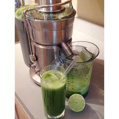 Best Green Juice recipe Ever!!