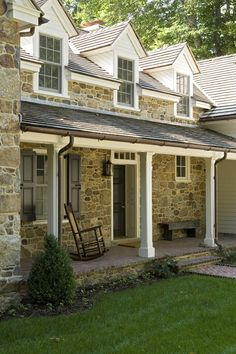 Stone Colonial/Cape Cod