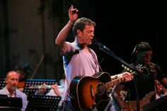 Lou Reed at Sydney Festival. #LouReed