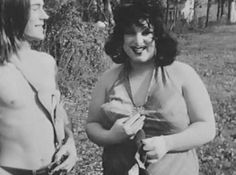 Divine (as Lady Divine) from John Waters' Multiple Maniacs, 1970