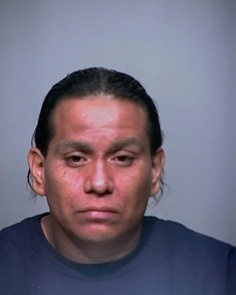 Donavan Ray Garcia was arrested for DUI(drugs) and driving on a suspended licens. Donavan Ray Garcia was processed and given a pre-set court date. Donavan Ray Garcia failed to appear for court which resulted in a warrant for his arrest. If you have any information on the location of Donavan Ray Garcia please contact the Peoria PD by phone, or by clicking on Donavan 's photo which will take you to our electronic tips page. All tips have the ability to remain anonymous.