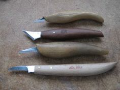 Chip Carving Patterns | began my spoon carving career with the chip carving knife at the ...