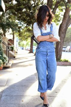 This Time Tomorrow: ode to overalls