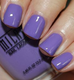 Milani - Vivid Violet (Gold Label Specialty Nail Lacquer Collection Spring 2014) / VampyVarnish