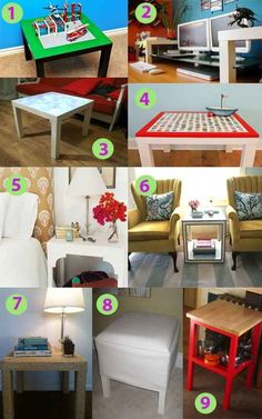 Ikea DIY Projects to Make at Home