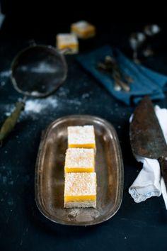 Gluten-Free Lemon Curd Slice Recipe by the krooked spoon