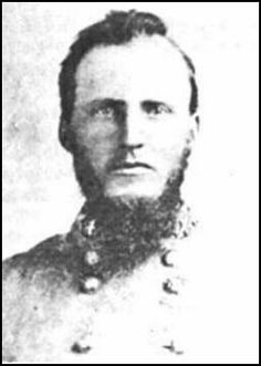 Brigadier General Francis Marion Cockrell (1 Oct 1834 – 13 Dec 1915) was a Confederate military commander who fought in many of the battles of the Atlanta Campaign, and participated in Hood's Tennessee Campaign later that year (where he was wounded). In April 1865, shortly before the end of the war, Cockrell was captured in Alabama.  His brigade was considered one of the finest on either side, and Cockrell himself is widely recognized as one of the best combat brigadiers of the entire war.