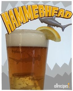 Drink up - it's hammer time!