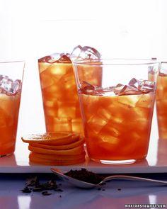 Raspberry Rosehip Iced Tea - Martha Stewart Recipes