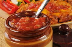 Quick & Easy Enchilada Sauce- use this on your chicken recipes for that tomato and chili mexican flavor punch. #enchiladasauce #mexicanchicken