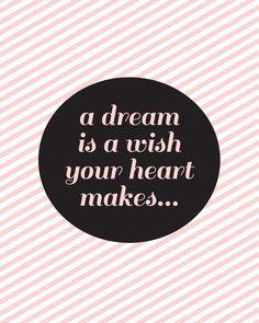 dreaming.  www.facebook.com/MeYouEvie