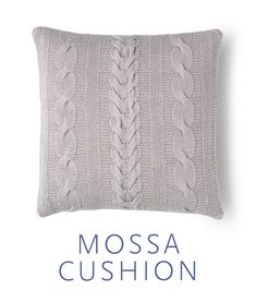 Mossa Cushion Cover