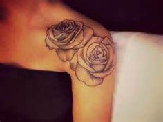 #shoulder #rose