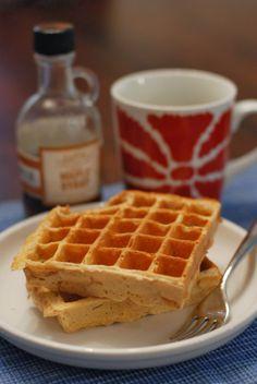 Favorite Belgian Waffles @ Our Little Beehive