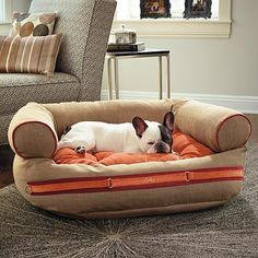 Our Runway Couture Pet Bed takes stylish pet beds to a whole new level.