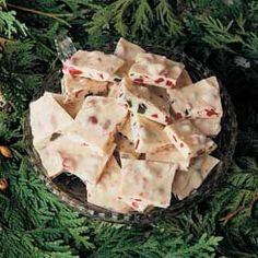 White Christmas Candy