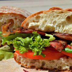 PLT- Pancetta, Lettuce, Tomato by fastfood2freshfood