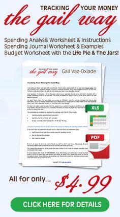 "Direct link to Gail's blog ""Making Money Make Sense"" and her worksheets"