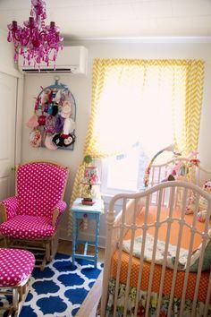 Cheerful and Whimsical DIY Nursery | Project Nursery