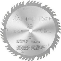 Delta 50-tooth combination blade