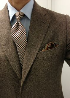 Love the mixed patterns - subtle yet adds just the right amount of interest