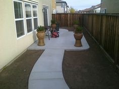 stained concrete patio ideas | Munoz Concrete Design - Sacramento Concrete