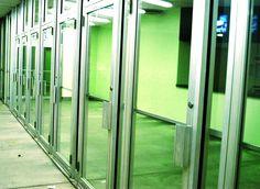 green-doors