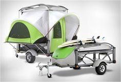 SylvanSport Go Camper Trailer by SylvanSport