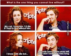 Bless your tortured soul, Robert.