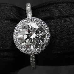 I really love this ring even though it not princess cut. wedding-rings
