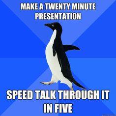 awkward penguin, hand talk, funni stuffmem, crazi hand, social awkward