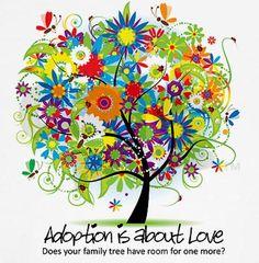 tattoo ideas, foster care, family trees, famili, adopt, the fosters, a tattoo, tree art, births