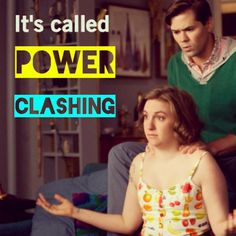 POWER CLASHING: wisdom from Elijah (Andrew Rannells) #GIRLS