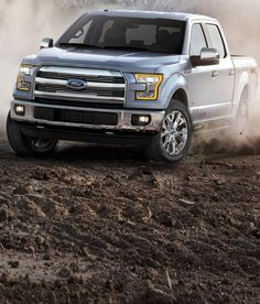 2015 #Ford F-150 Pictures