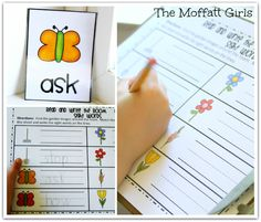 Write the room Sight Word style!